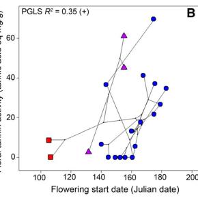 New Paper: Evolution of Dogwood Floral and FruitDefense